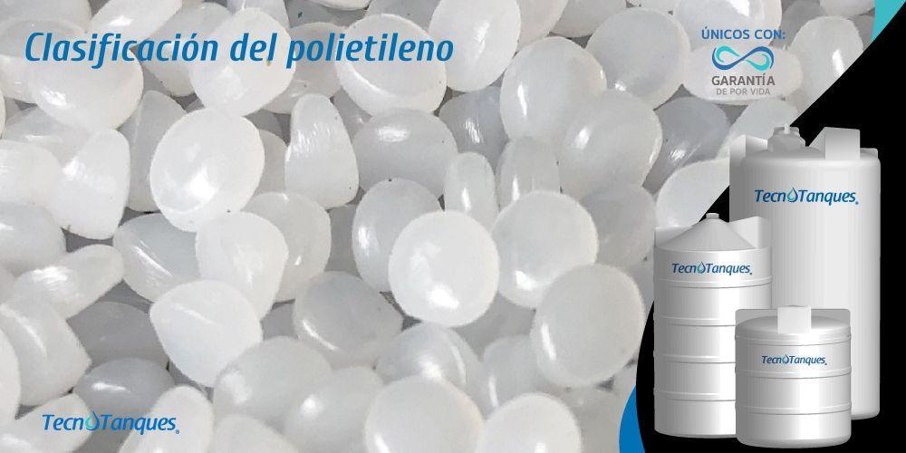Clasificación Polietileno