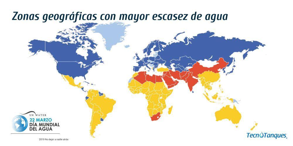 zonas-geograficas-con-mayor-escasez-de-agua